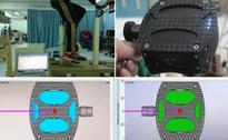 腳踏板六軸力/力矩感測器