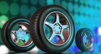 輪胎壓力分佈測試系統