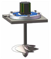 攪拌機扭力測量 / 攪拌扭力測量